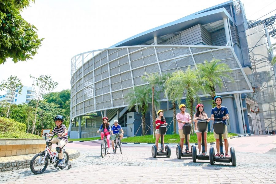 Gogreen Bicycle (Sentosa)