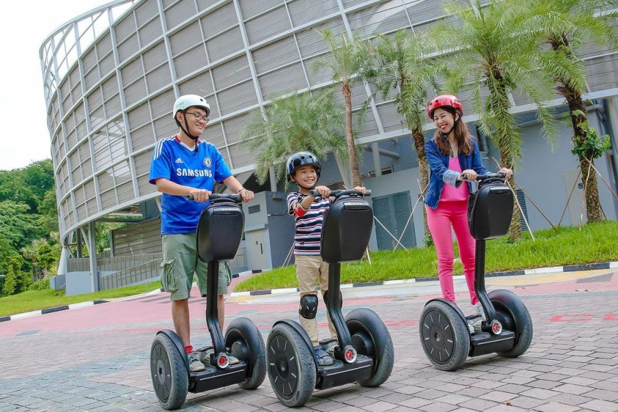 Gogreen Segway Fun Ride (Sentosa)